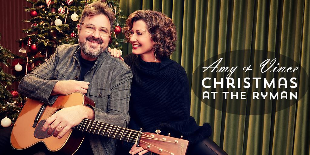 Amy Grant & Vince Gill: Christmas At