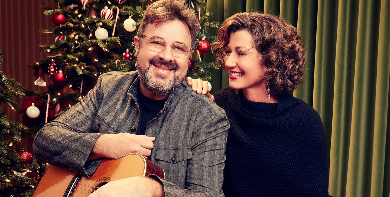 Amy Grant & Vince Gill Christmas